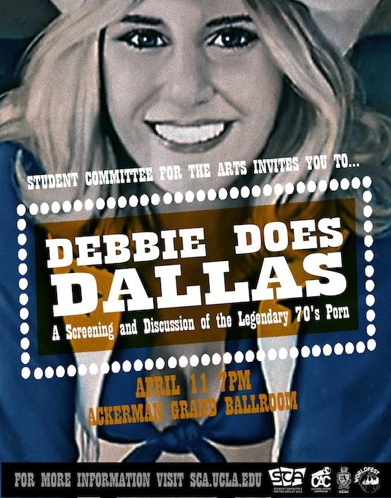 Debbie hace dallas porno
