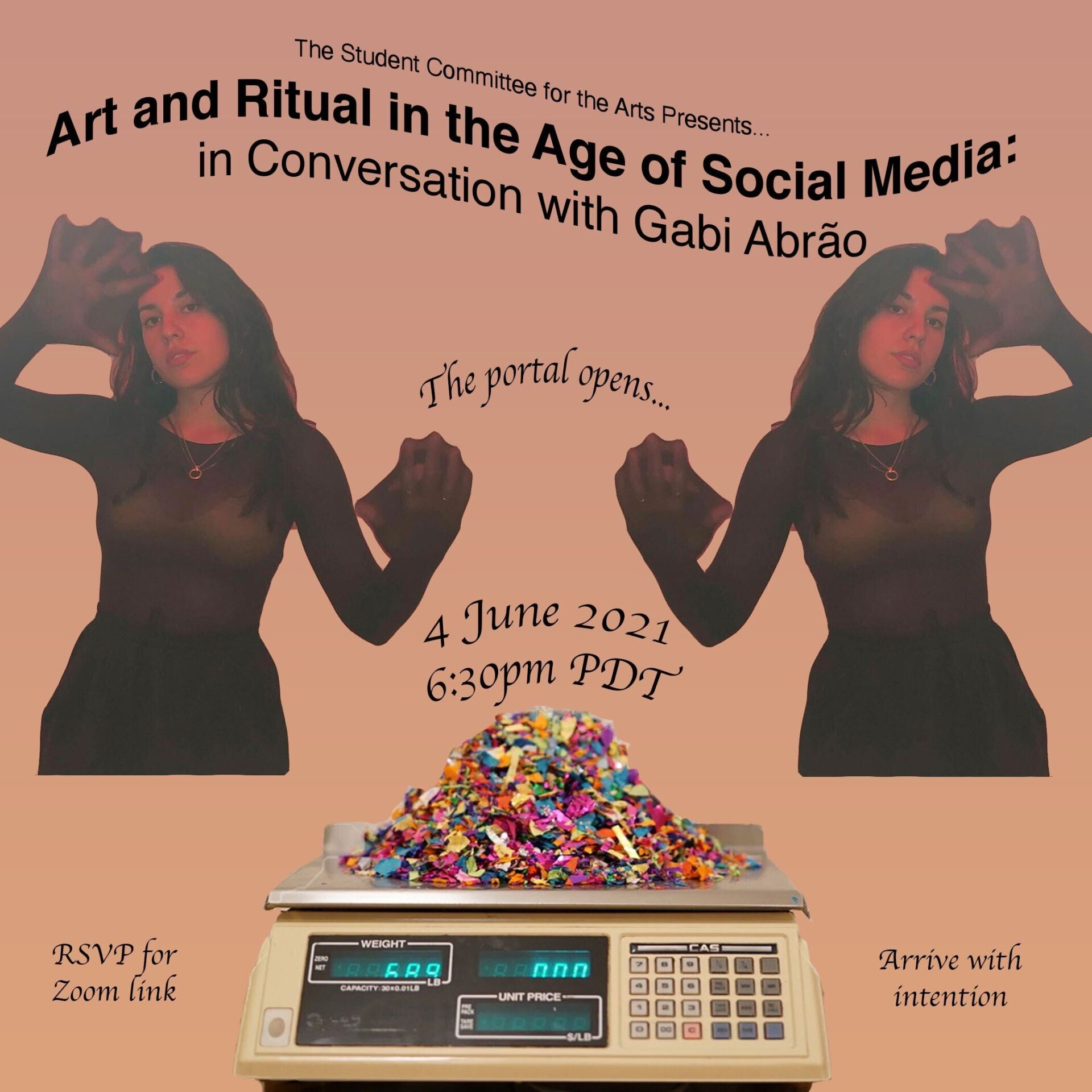 Art and Ritual in the Age of Social Media - with Gabi Abrão
